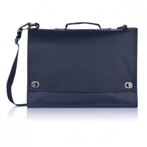 Conference bag 600D navy blue