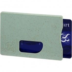 "Soporte para tarjetas RFID ""Straw"" MENTA"