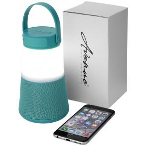 """Altavoz  Bluetooth® con lámpara """"Lantern"""" MENTA"""