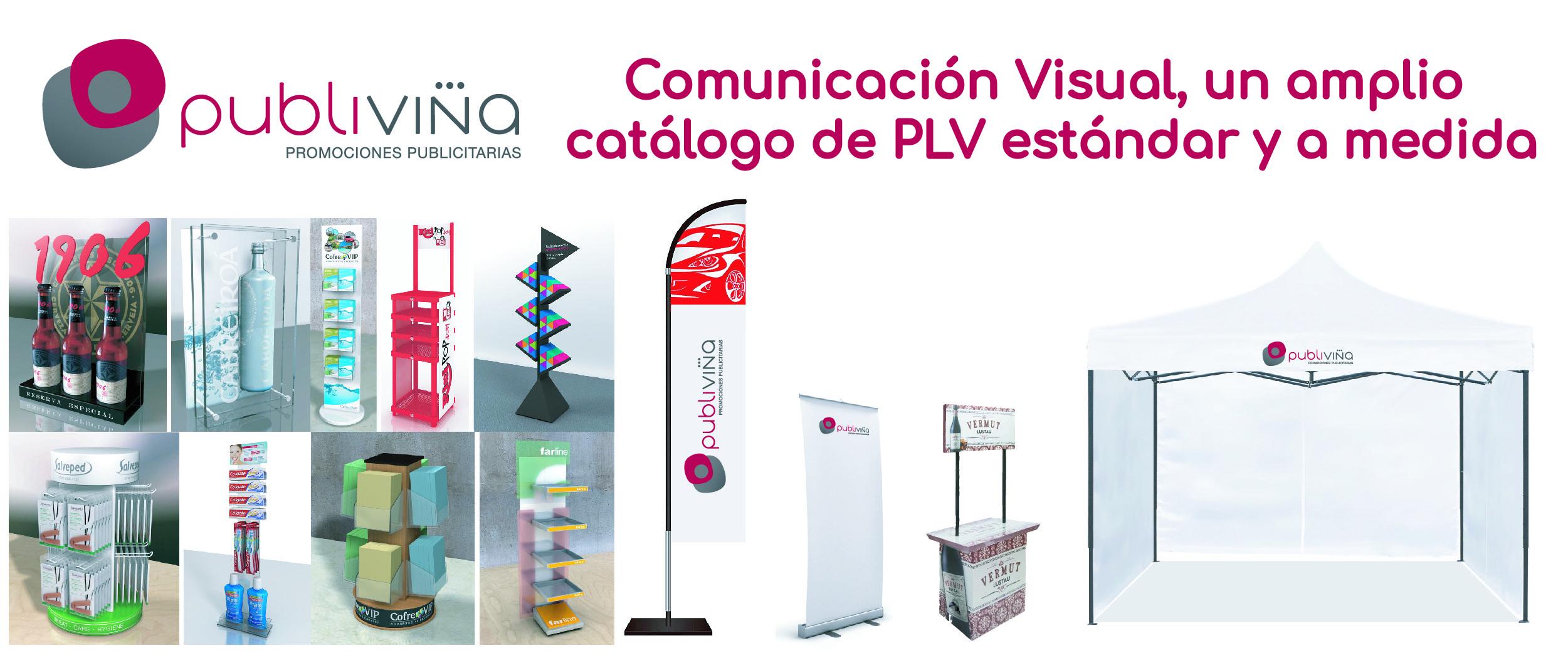 Artículos publicitarios de comunicación visual