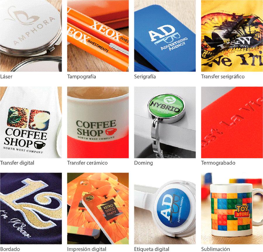 Personalización de productos